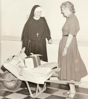 Sister Marie Michael MacKinnon