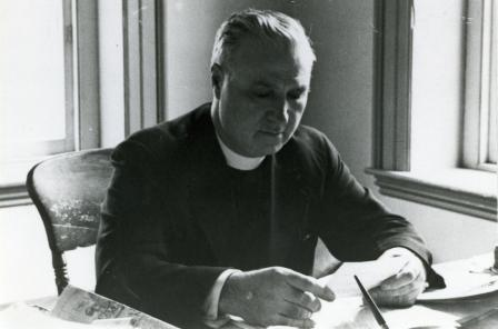 Rt. Rev. Dr. Moses M. Coady