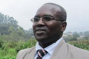 Dr. Zablon Bundi Mutongu