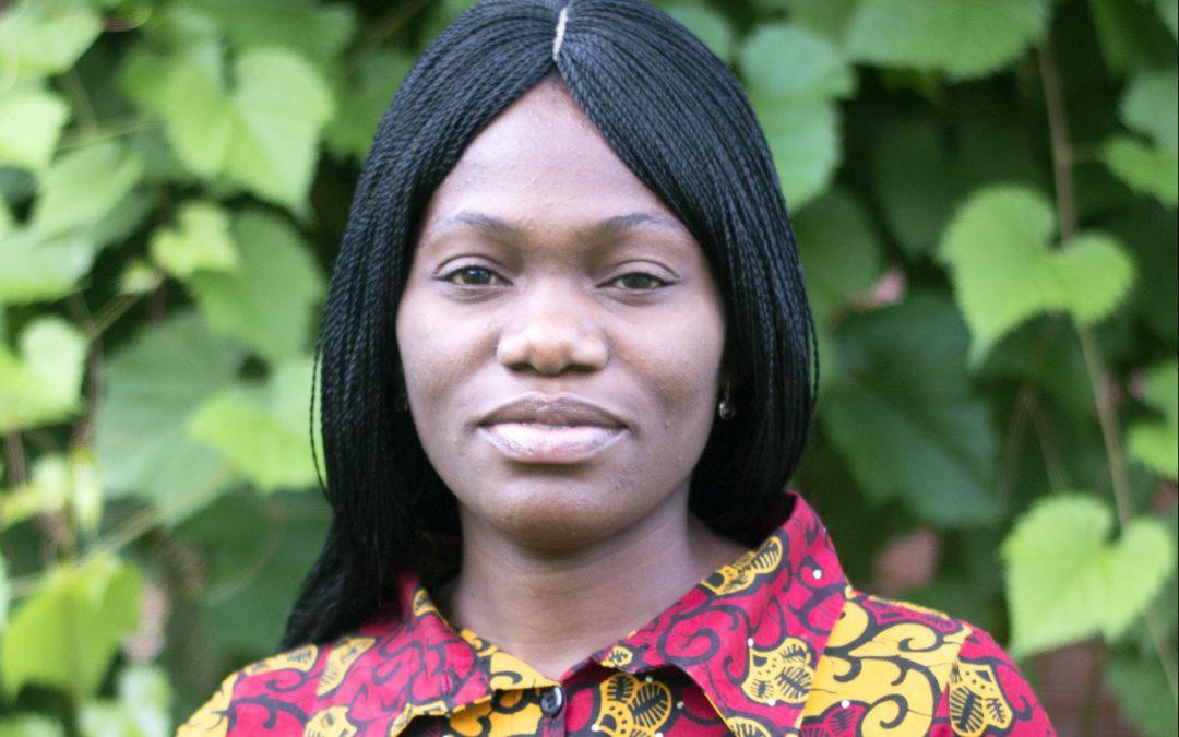 Coady graduate, Abiodun Essiet