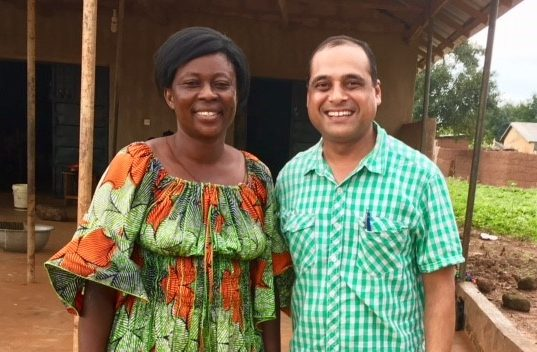 Cultivating Networks in Ghana