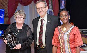 Coady Sponsors Inaugural Award