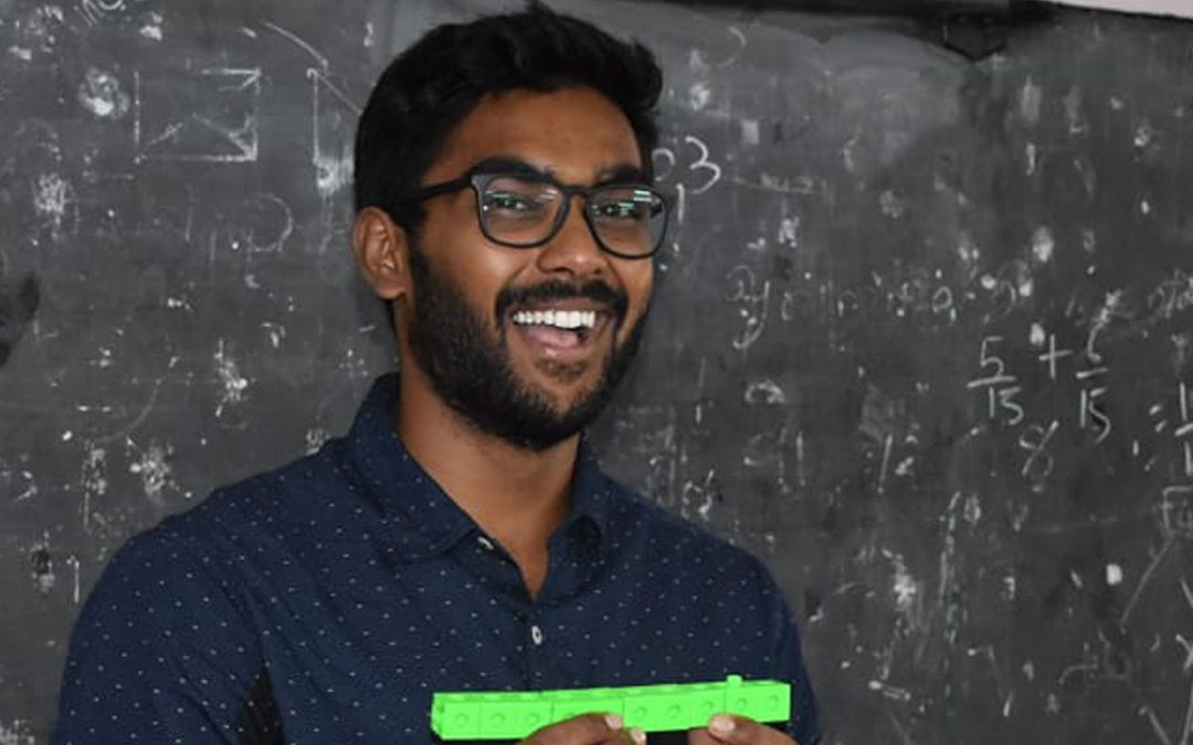 Youth Leader Shaping Educational Reform in India