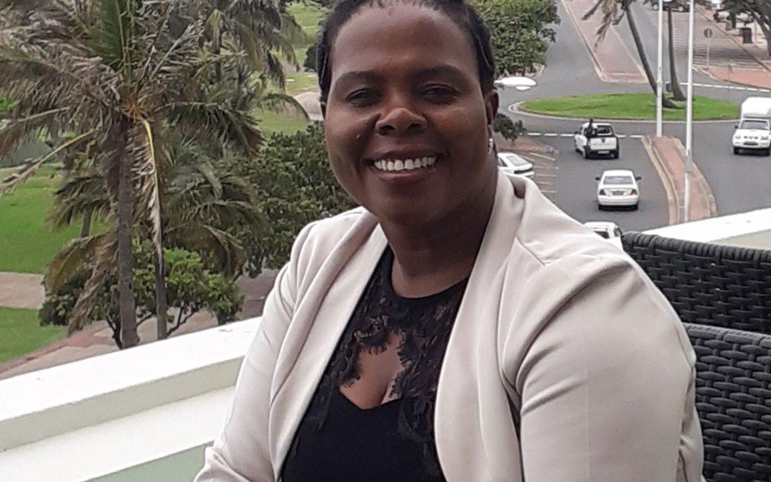 Phumzile Ndlovu