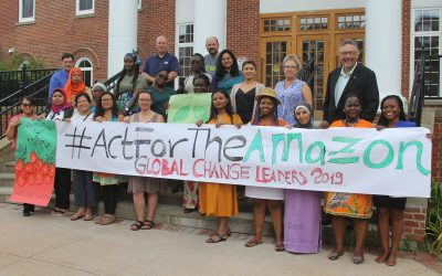Global Change Leaders #ActForTheAmazon with Public Statement