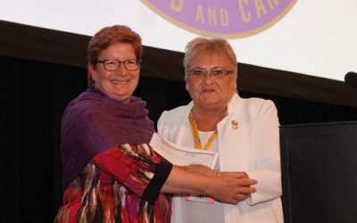 Catholic Women's League of Canada Invests in Global Leadership