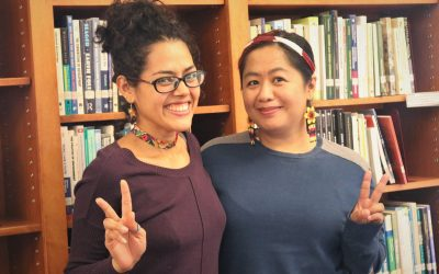 Global Indigenous Women Fellows Find Strength and Solidarity with Local Indigenous Women Leaders