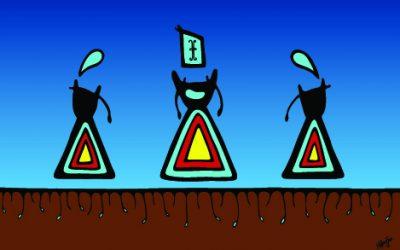 Indigenous Women Leaders Celebrate Graduation