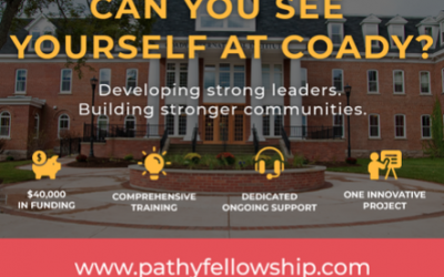 Apply Now! Pathy Foundation Fellowship for Youth Leaders from StFX, McGill, Queen's, Bishop's, and UOttawa