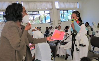 ENGAGE! 50 Women Graduate Business Skills Program in Ethiopia