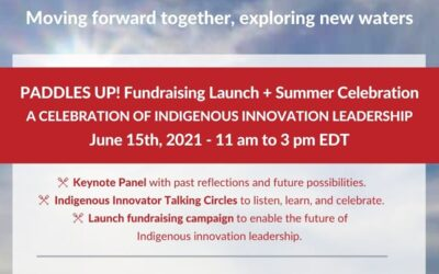 Event: Paddles Up! with the Indigenous Innovation Initiative