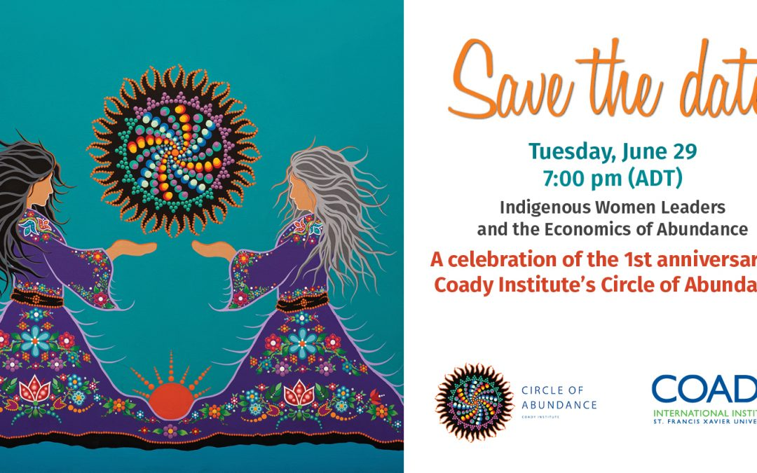 Event: Indigenous Women Leaders and the Economics of Abundance