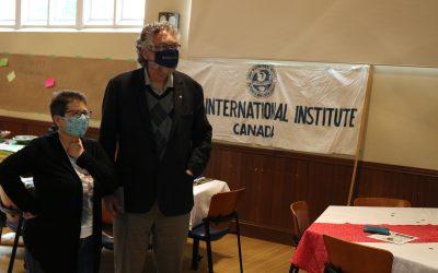 Anthony Scoggins Retires from Coady Institute